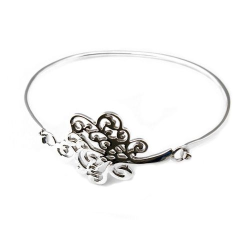 Tree of Life Sterling Silver Ladies Bracelet (B005)